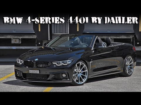 bmw 4 series 440i cabrio tuned by dahler 380 415 hp. Black Bedroom Furniture Sets. Home Design Ideas