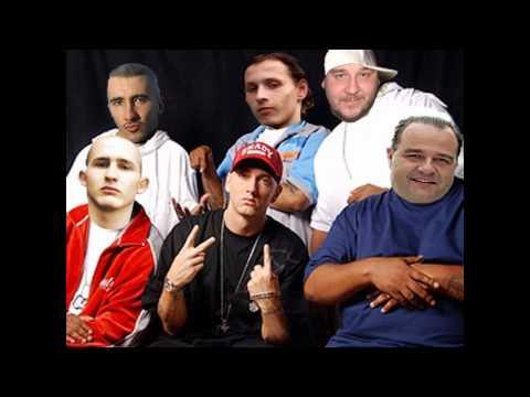 Eldoka Na Wolno - The Real Slim Erdo feat. Lech Roch Pawlak, MC Karol, Wilku, Eminem