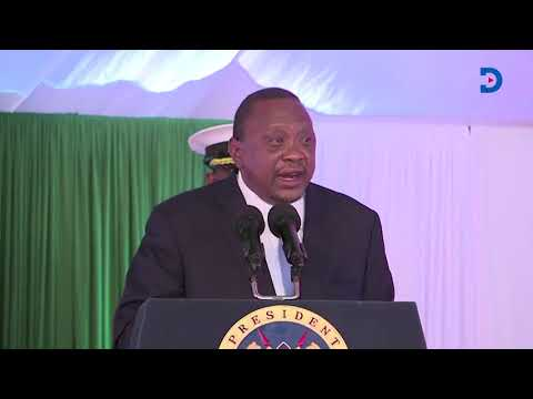 The pressure we mount on our kids to excel in academics is what is pushing them to depression: Uhuru