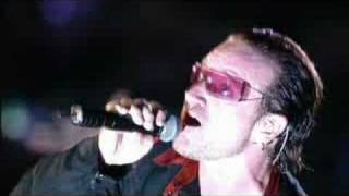 U2 Sometimes you can't make it on your own Live form Mlian