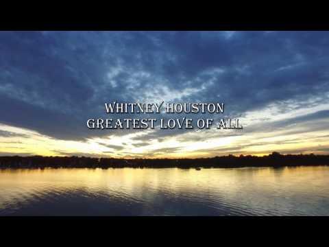 dji Inspire 1 Whitney Houston - Greatest love of all