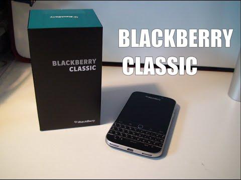 BlackBerry Classic [TEST]