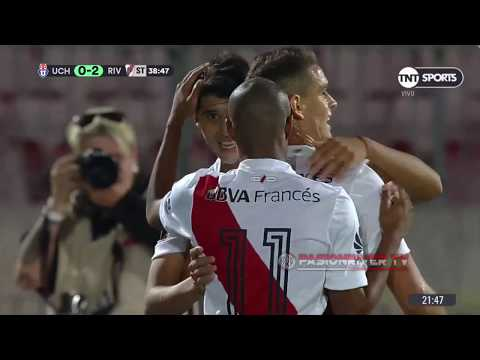 Universidad De Chile vs River Plate (0-3) Copa Cono Sur - Resumen FULL HD