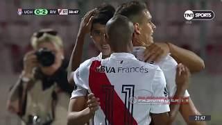 Universidad De Chile vs River Plate (0-3) Copa Cono Sur - Resumen FULL HD