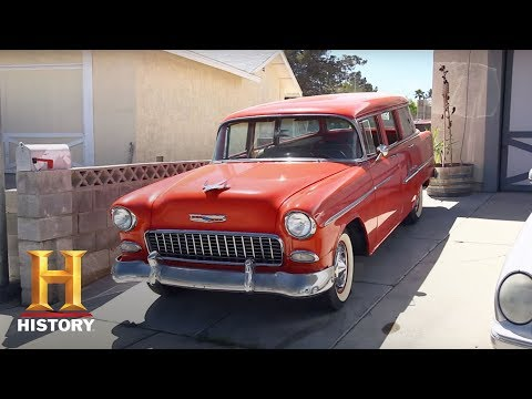 Counting Cars: All About the 1955 Bel Air | History