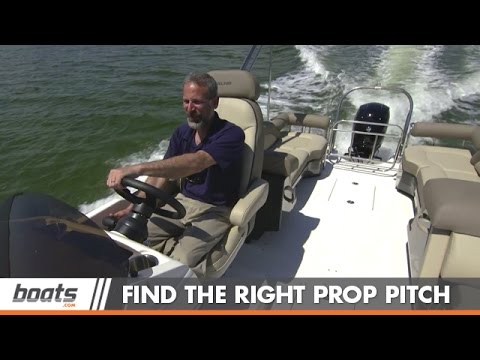 How to Find Out if You Have the Right Propeller Pitch