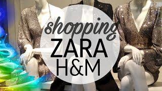 ЧТО ОДЕТЬ НА НОВЫЙ ГОД 2020 ШОППИНГ В Zara С ПРИМЕРКОЙ Шоппинг в Стамбуле VLOGMAS 2020