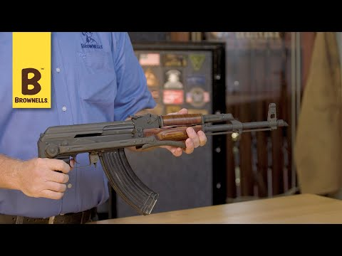 From the Vault: Interarms AK-47 Underfolder