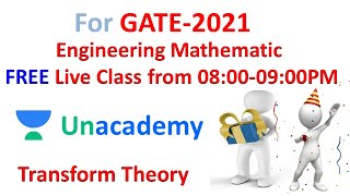 🔴Live Class of Engineering Mathematics on unacademy from today 08:00PM-09:00PM🔴