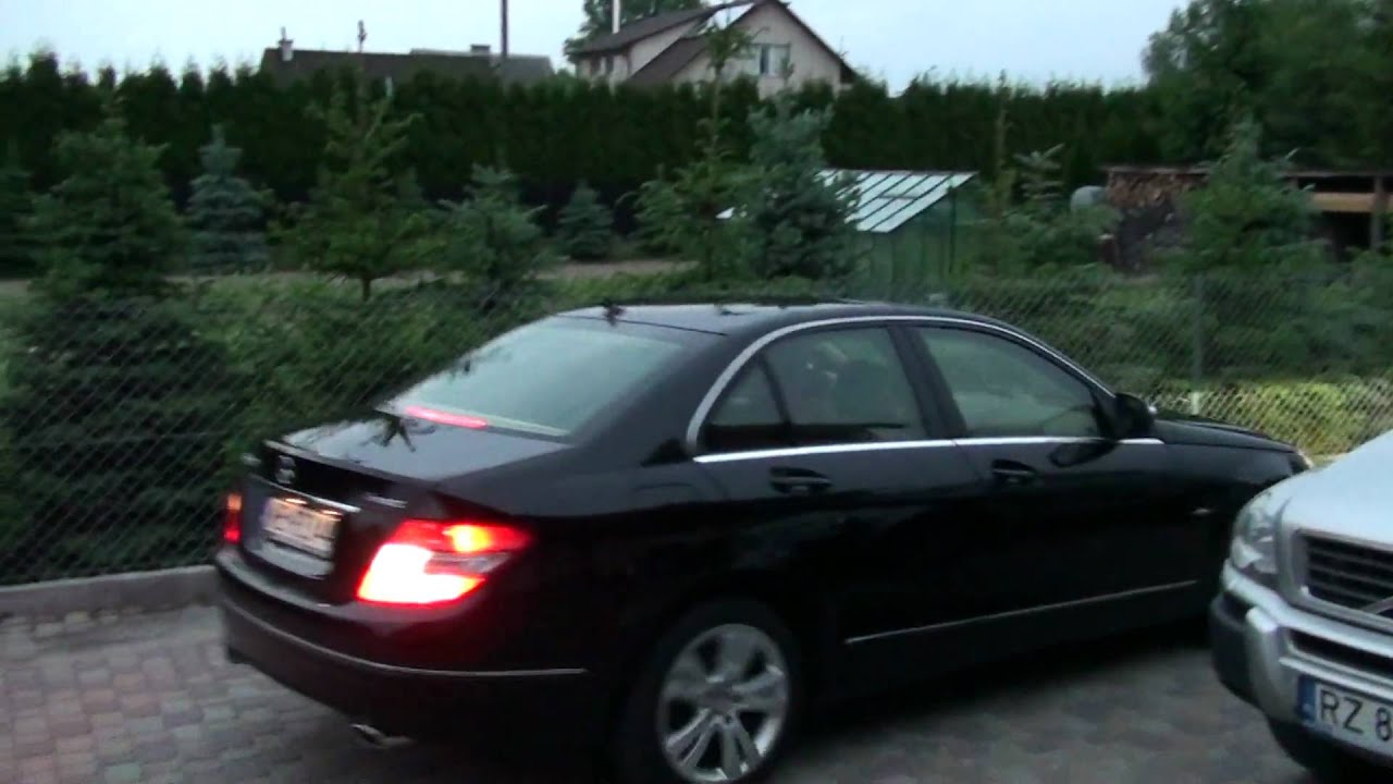 mercedes c class 320 cdi 4matic power test youtube. Black Bedroom Furniture Sets. Home Design Ideas