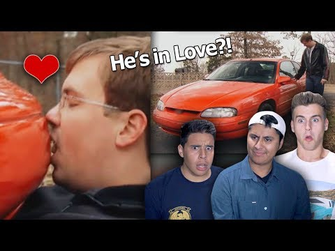 Thumbnail: Guy Is In Love With His Car
