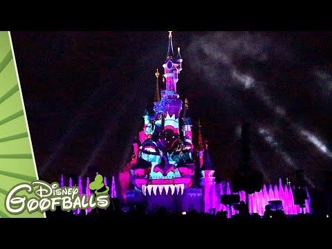 Villains! Pre-Show Disney Illuminations - Halloween Disneyland Paris 2019 🎃