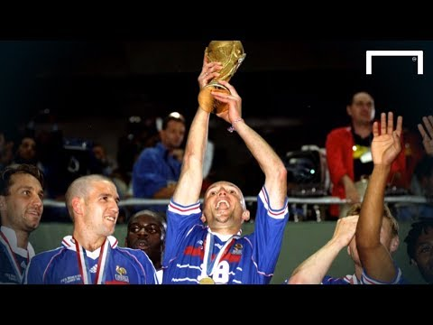 Frank Leboeuf: France in 1998 were 'invincible'  World Cup Memories