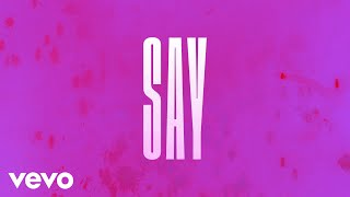 Keith Urban - Say Something (Official Lyric Video)