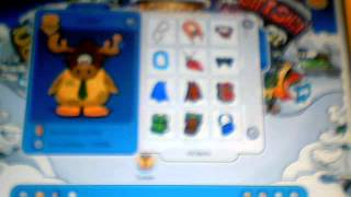 Free Mega Rare club penguin  Member account august 11 2012 Not banned