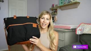 Download Video Diaper Bag Review | Puggle Diaper Bag | What's In My Diaper Bag | GIVEAWAY! MP3 3GP MP4