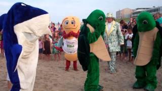 Dewey Kid's Beach Party - Hokey Pokey Part 1