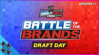 SmackDown vs. Raw 2006 - Battle of the Brands #...