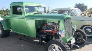 Classic Trucks Revealed: Hot Rod 1934 Dodge Pickup Truck