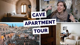 Cave Apartment Tour In Matera Italy