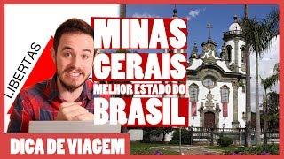Download Video Por que MINAS GERAIS é o MELHOR ESTADO do Brasil? MP3 3GP MP4