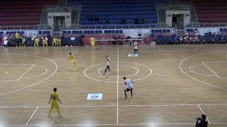 Футзал Збірна України Збірна Запоріжжя 5 3 Товариська гра