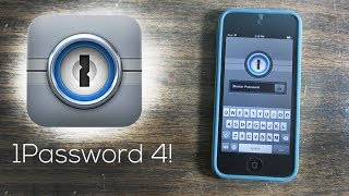 1password 4 iphone app review and giveaway