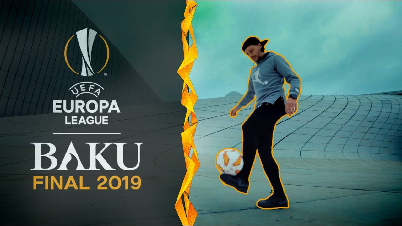 Uefa Europa League Final Baku 2019 Promo Youtube