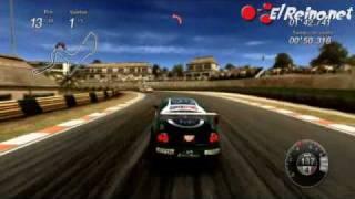 Vídeo análisis/review Superstars V8 Racing - Multi