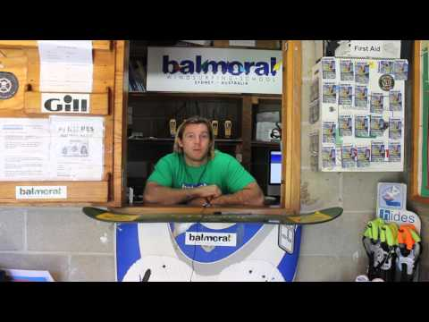 Balmoral Water Sports Staff Welcome Video