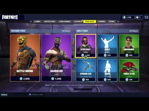 Fortnite - Item Shop September 5th 2018! NEW Daily Item Shop!
