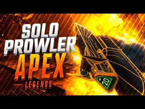 SOLO A PROWLER CHALLENGE #2 | APEX LEGENDS
