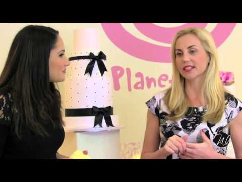 WEOA TV talks to Paris Cutler from Planet Cake