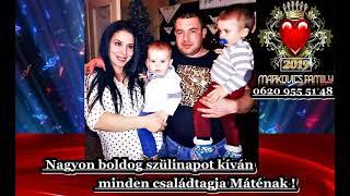 Gambar cover Markovics József - Fülöp Máténak Szendrőbe Küldi Felesége Kis Fia És Mátéka És A Családja 2019