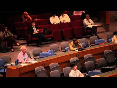 Asia Pacific Climate Change Adaptation Forum 2012 : PLENARY 4 -- Linking Knowledge and Action
