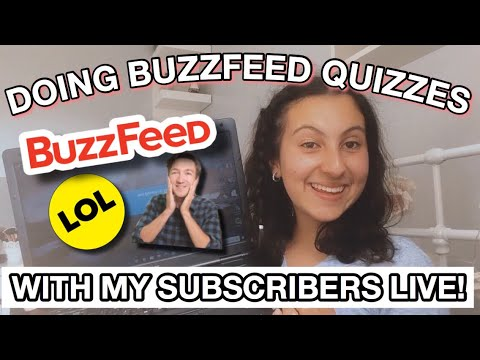 Doing Buzzfeed Quizzes With My Subscribes Live Youtube Certain parts of america can feel like a whole separate country from where you live. youtube