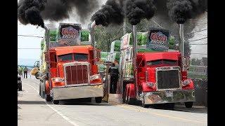 Best of Semi Trucks Drag Racing