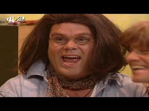 Paul de Leeuw als Helen Helmink - PITTIGE TIJDEN