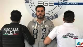Detienen Al Alcalde De Tehuacán Felipe Patjane El Día De Su Boda
