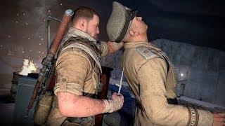 Sniper Elite 3 Afrika 2014 PC Gameplay Ultra Settings + Tesselation