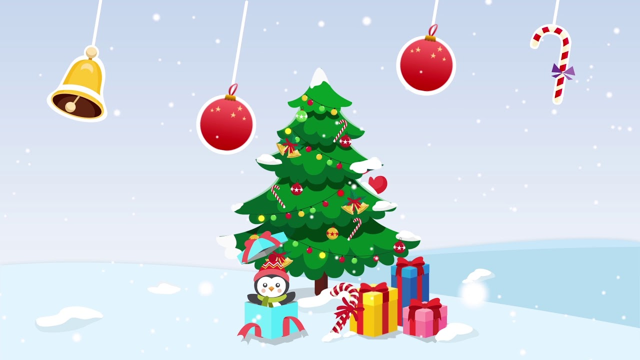 Comptine Pour Bébé Avec Le Prénom Lola Joyeux Noël Youtube