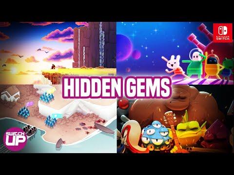NEW Nintendo Switch HIDDEN GEMS for EVERY GENRE - BUDGET GAMING