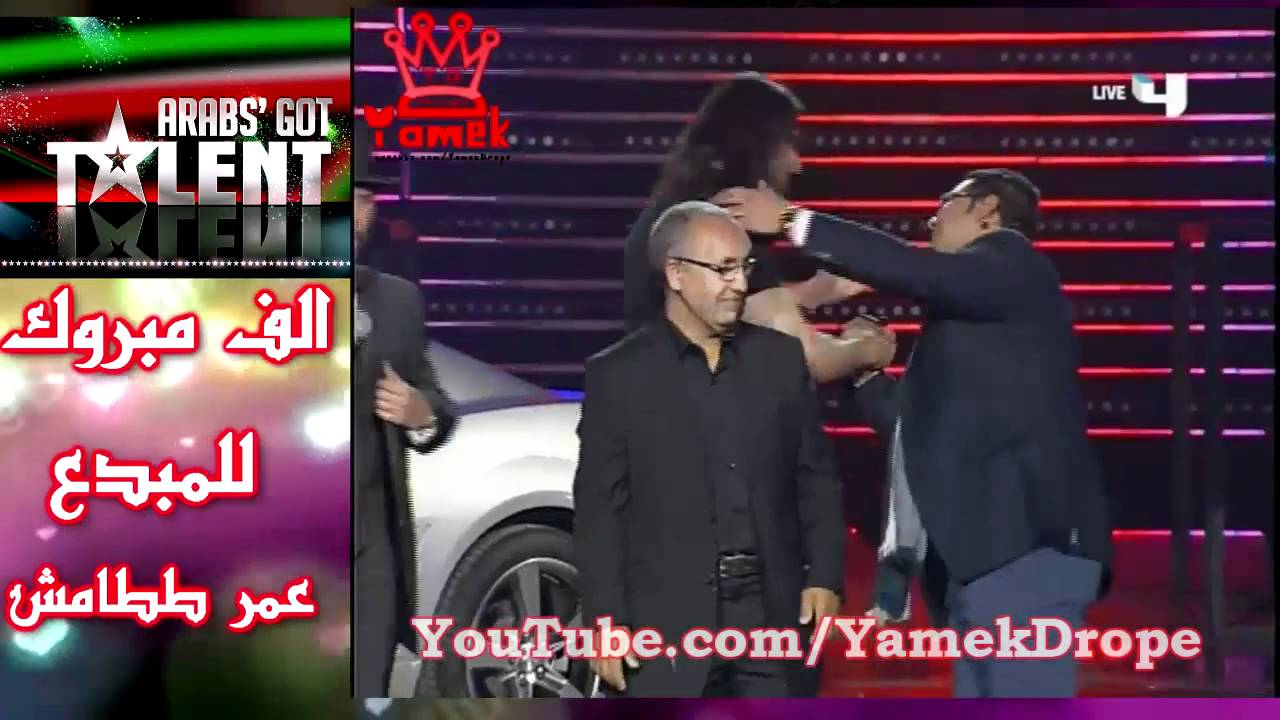 Arab Got Talent Akoam الموسم الرابع من برنامج إكتشاف المواهب