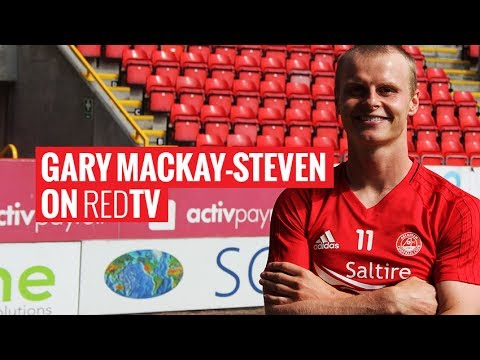 Gary Mackay-Steven joins The Dons