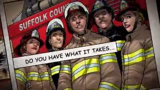 "2016 ""Volunteer to be Amazing"" Commercial - Suffolk County Fire & Rescue HD"