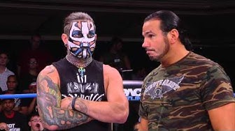 The Hardys and Team 3D Want a Shot at the Tag Team Titles (Aug. 20, 2014)