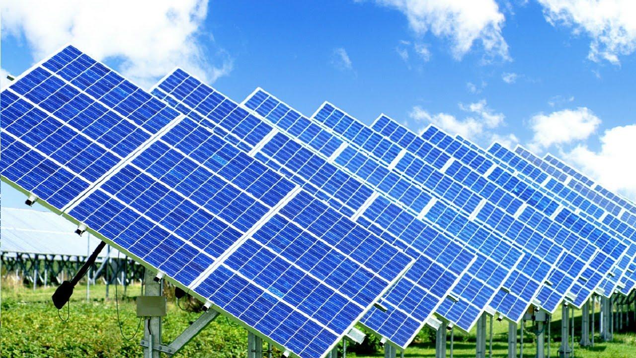 Солнечный воздушный коллектор Солар Фокс - YouTube