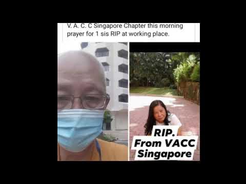 isang babaeng ofw tumalon sa 19th floor sa singapore kaninang umaga | depression