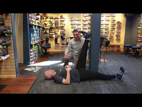 Hamstring Stretches to Prevent Injury with Andy Bowen of Green Mtn Rehab