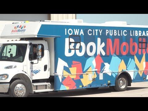 Iowa City In Focus: ICPL Bookmobile